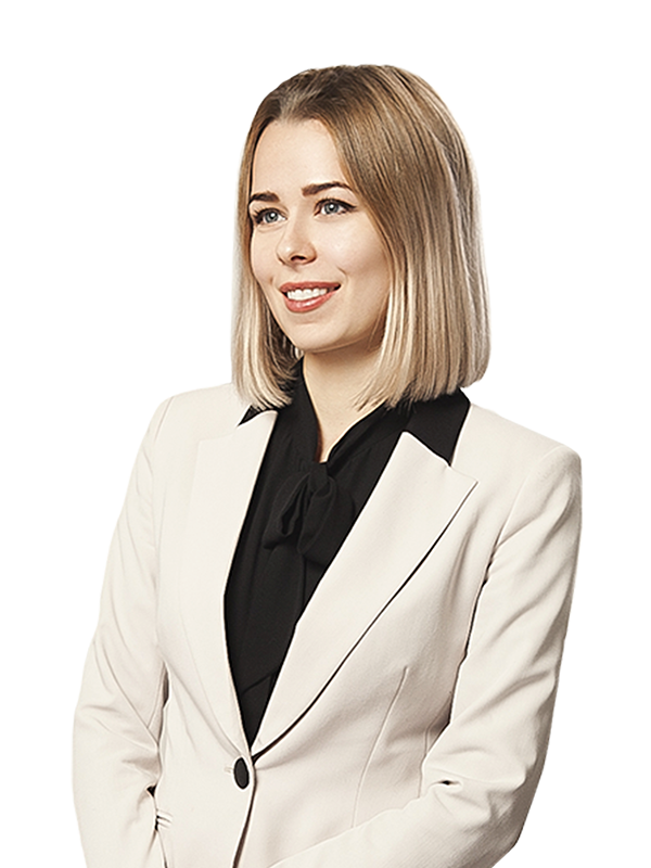 Vladlena Lavrushyna