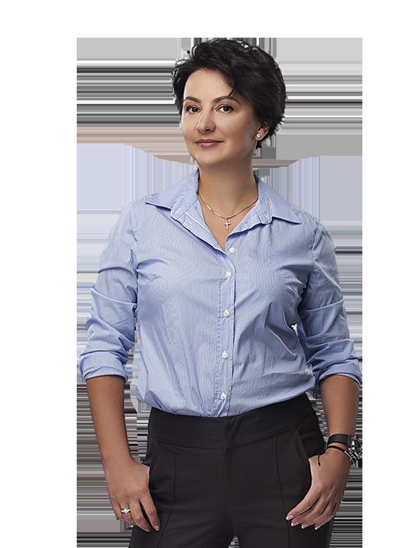 Olena Sukmanova